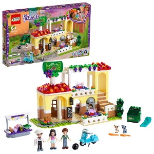 Конструктор LEGO Friends Ресторан Хартлейк Сити фото