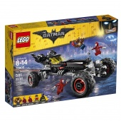 LEGO BATMAN MOVIE The Batmobile фото