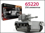 Конструктор World of tanks Waffentrager  AUF PZ IV 256 деталей фото