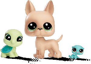 Зверюшки Littlest Pet Shop