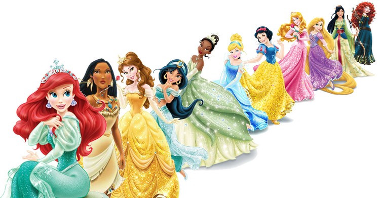 Куклы Disney Princess