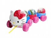 Каталка 65048 HELLO KITTY в коробке 39,4*14,5*15см