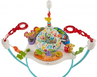 Прыгунки Fisher-Price Animal Activity Jumperoo